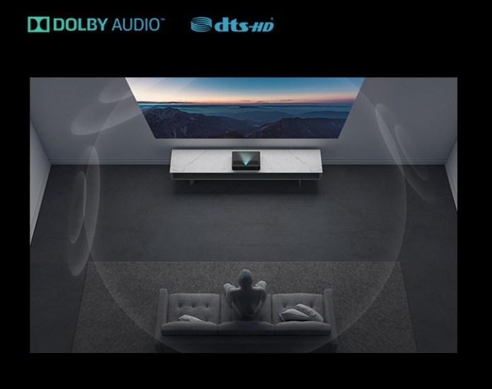 Xiaomi MJJGTYDS01FM 4K Laser projector
