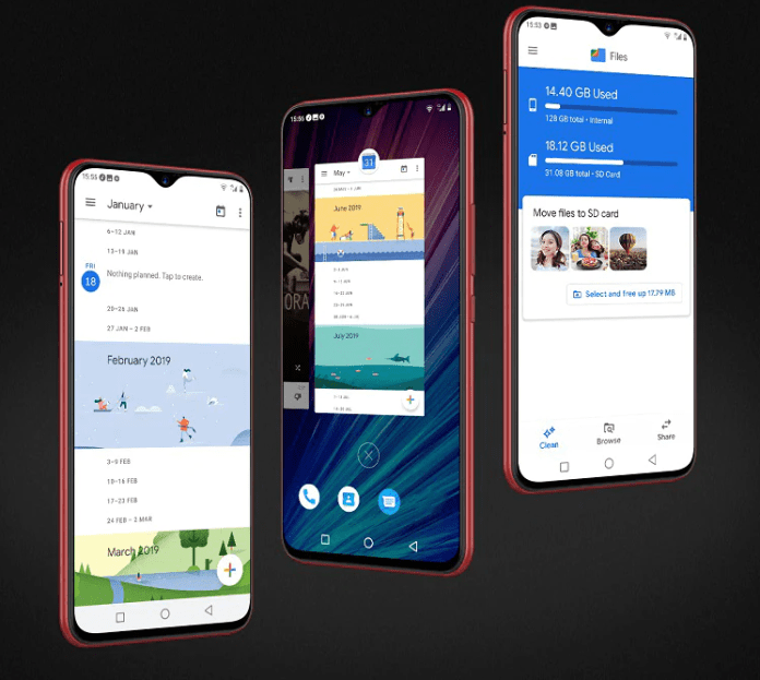 The UMIDIGI F1 Play offers more features than ever on the fastest and smoothest stock android 9.0