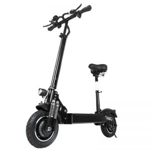Janobike Dual Motor Electric Scooter