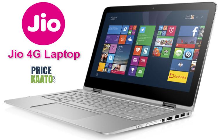 Jio 4G Laptop Price Images