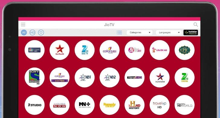 Jio Tv App Free Download