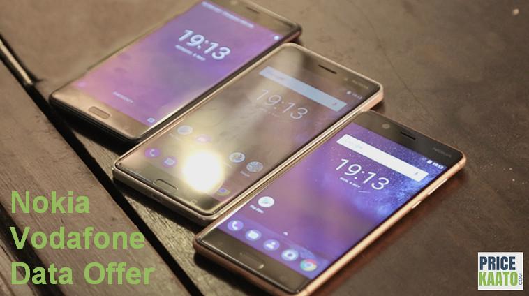 Nokia Vodafone Offer