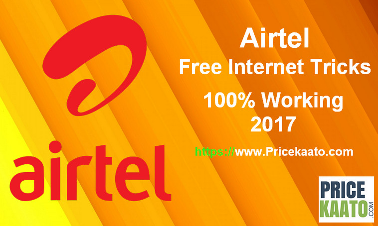 Airtel Free Internet Tricks For Android 2018: 100% Working Methods