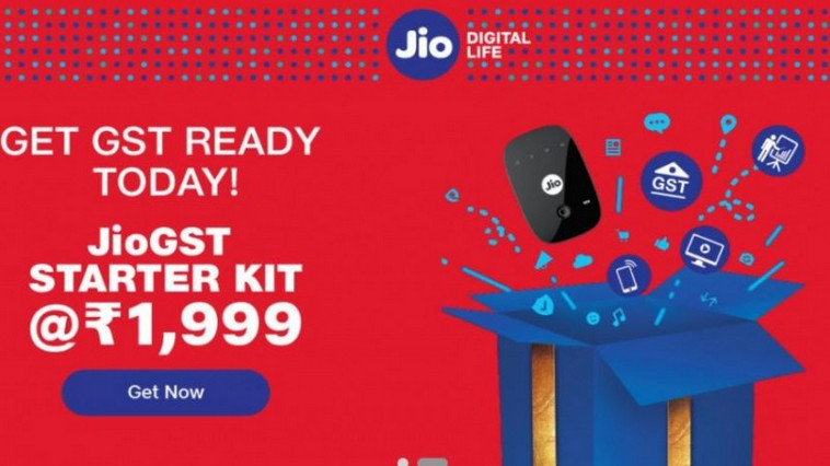 Jio GST Offer: Get JioFi JioGST Starter Kit, 24GB Data At Rs 1,999