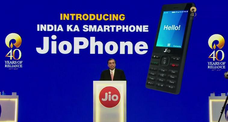 Jio Phone Online Registration