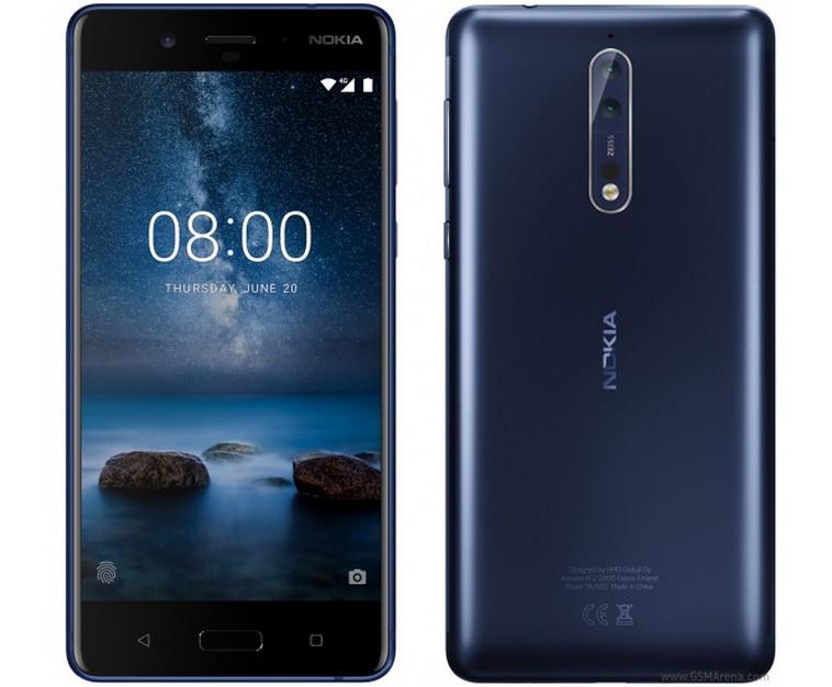 Nokia 8 Price In India Images