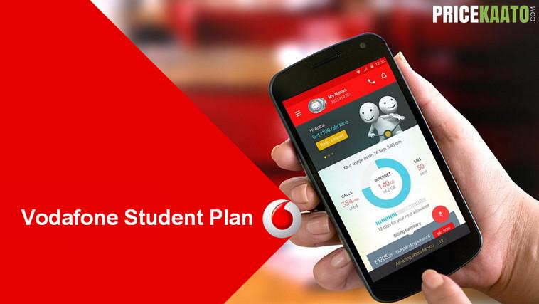 Vodafone Student Plan 352 Rs