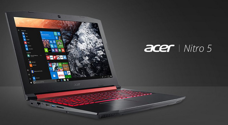 Acer Nitro 5 Gaming Laptop Launched In India With 16GB RAM: Check Full Details Here