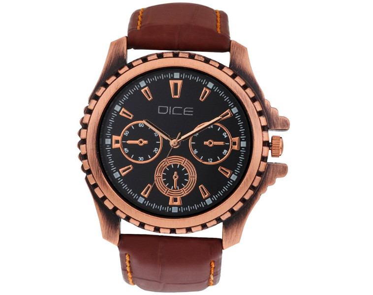 Dice Men's Watch Offer Deal Amazon
