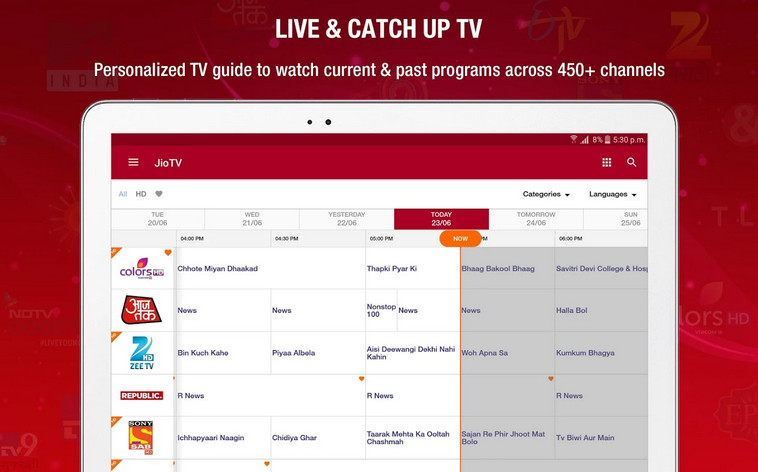 How To Use Jio Tv Without Jio Network