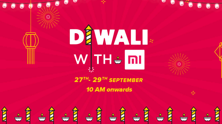 Mi Diwali Sale 2017 Starts From 27th September: Get Mi Products At Rs 1 + Huge Discount