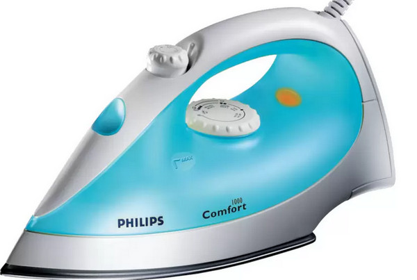 Philips Steam Iron At Rs 949 Only On Flipkart [MRP Rs 1,495]