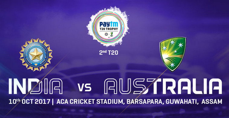 Assam Guwahati Barsapara India Vs Australia T20 Match Tickets Booking Online