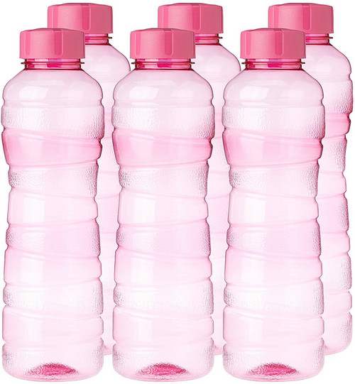 Set Of 6 Water Bottle (975ml) At Rs 98 Only On Amazon [MRP Rs 222]
