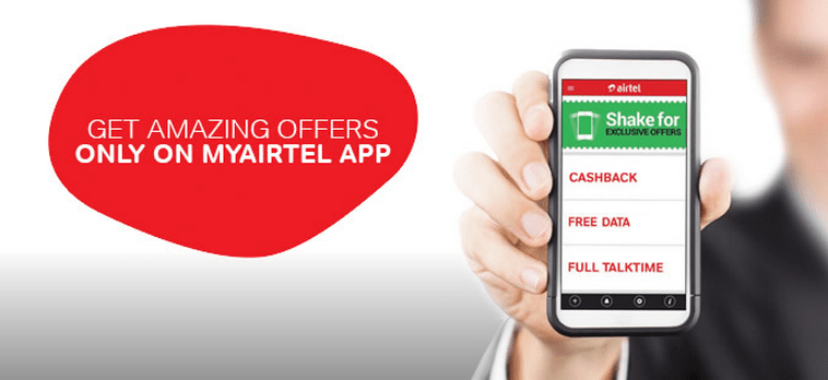 My Airtel App Providing Rs 75 Cashback On Rs 348 Plan Recharge