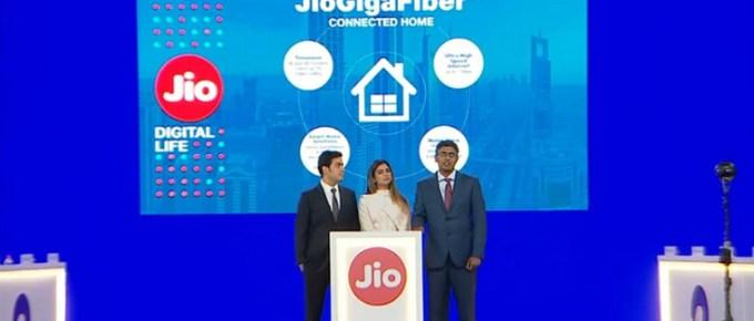 Jio Giga Fiber Registration Online Date Booking