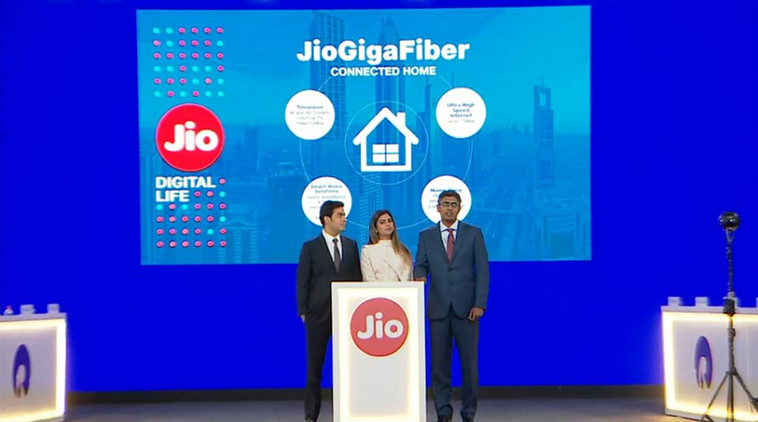 Jio Giga Fiber Registration Online Date Booking