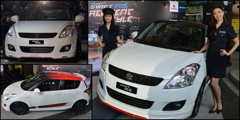 SUZUKI ALL NEW SWIFT