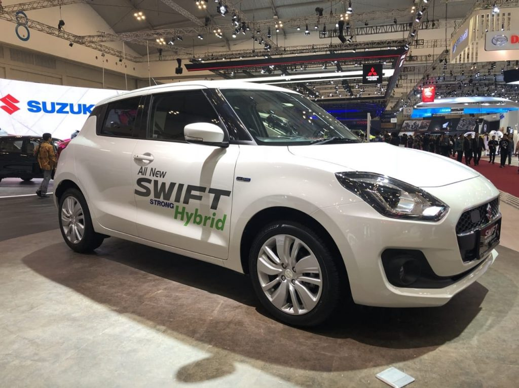 All New Swift terbaru di giias 2018