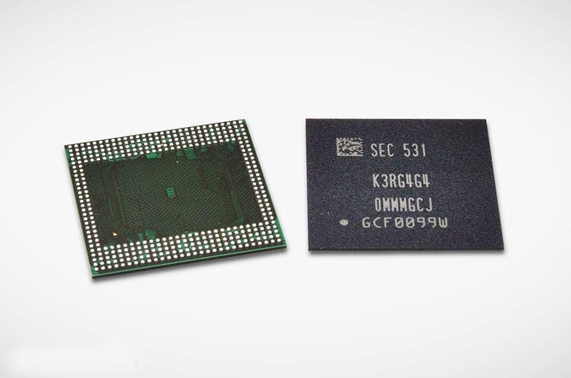 mémoire samsung-6gb