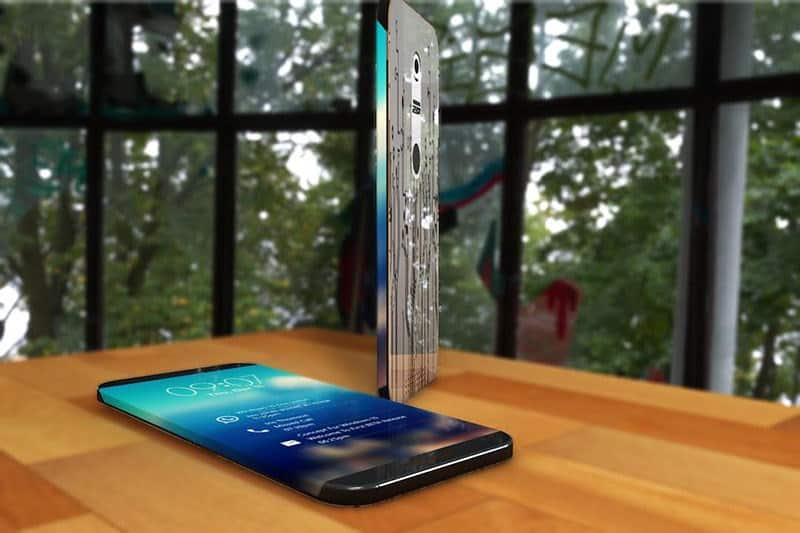 Nokia Edge Smartphone Image