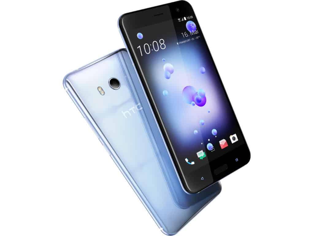 HTC U11 Plus vs Galaxy Note 8