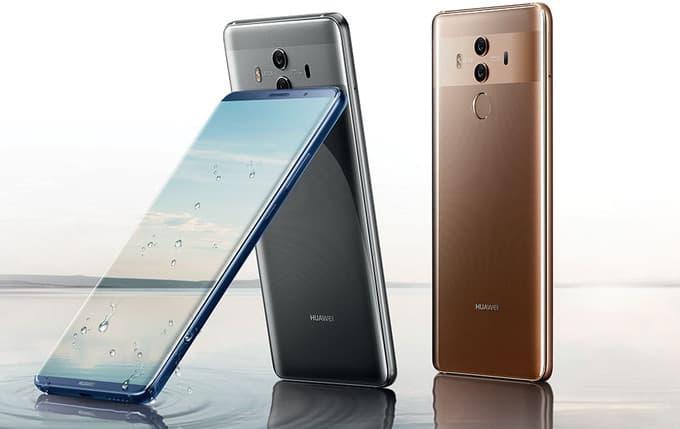 Huawei Mate 10 vs