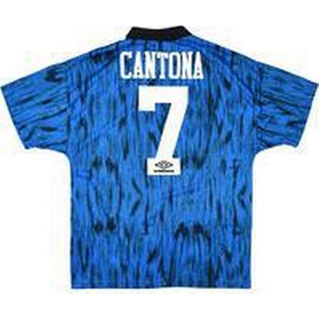 Player stats of eric cantona (karriereende) ➤ goals ➤ assists ➤ matches played ➤ all performance data. Umbro Manchester United Away Jersey 92/93 Cantona 7 • Se ...