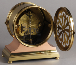 Mantel Clock Seth Thomas Denton 8 Day 9 Inch
