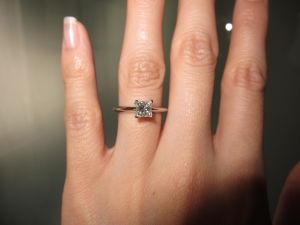 Tiffany Princess Cut In Solitaire PriceScope Forum