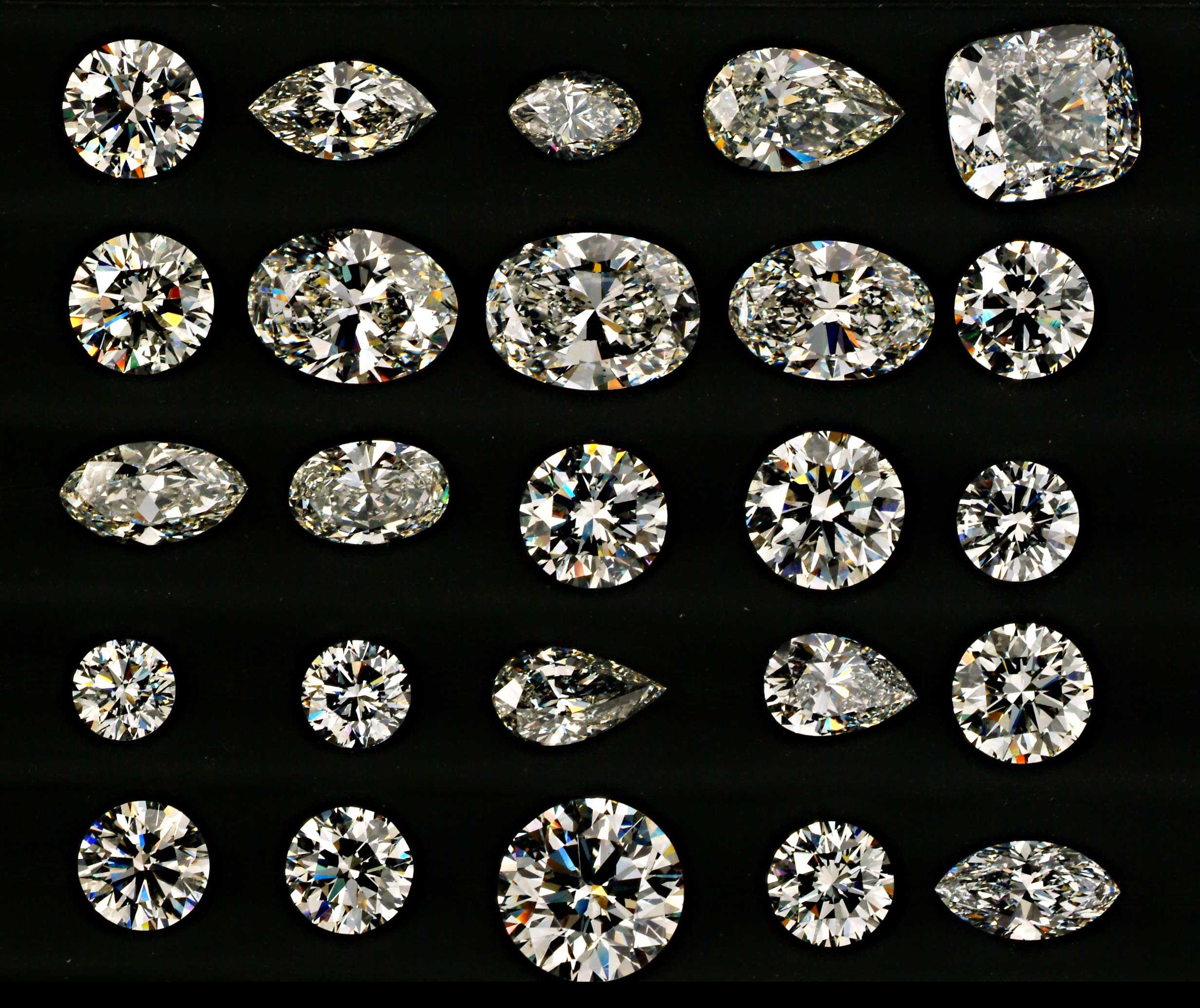 Over Grading Of Blue Fluorescent Diamonds Revisited