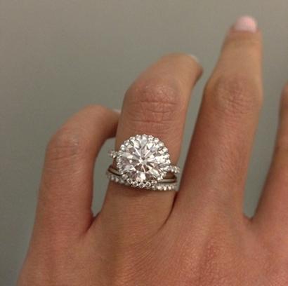 3ctw Round Brilliant Halo Engagement Ring PriceScope