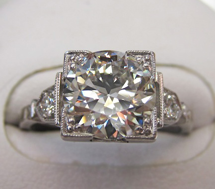Antique Engagement Rings PriceScope