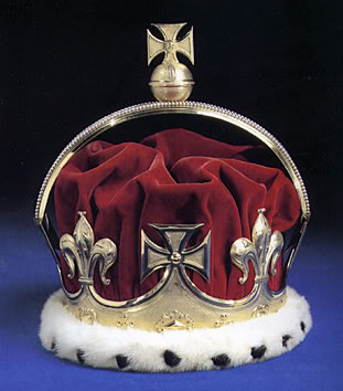 Coronet of George, Prince of Wales