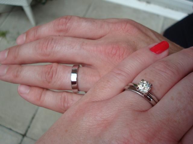 New Fashion Wedding Ring Tiffany Wedding Rings Mens