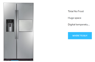 Haier HRF-628AF6 Side by Side Refrigerator Price in Pakistan