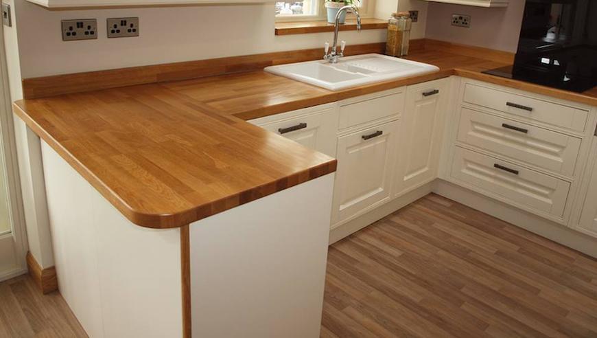 kitchen worktop replacement costs