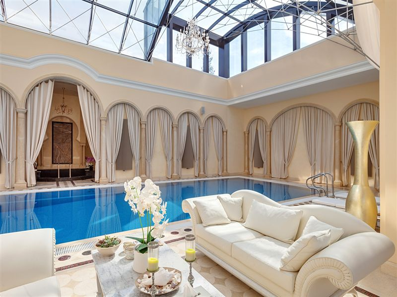 Sprawling 27000 Sq Ft Russian Mansion Lists For 80 Million PHOTOS Pricey Pads