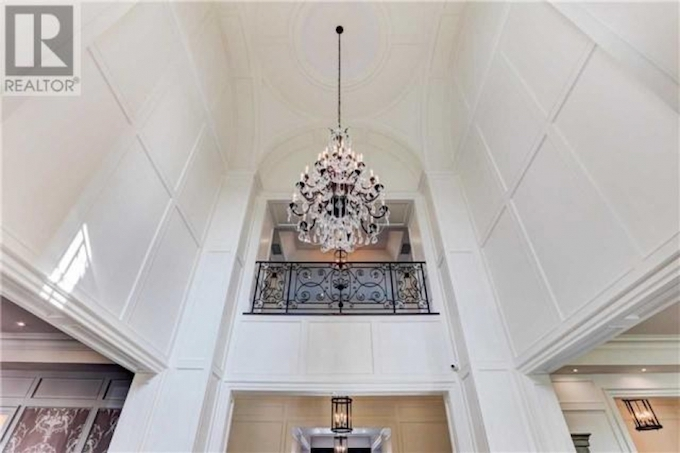 30000 Sq Ft Mansion In Aurora ONs Gated Adena Meadows