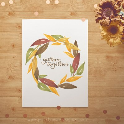 3 Tips for a Perfect Thanksgiving & FREE Thanksgiving Printables Revisited