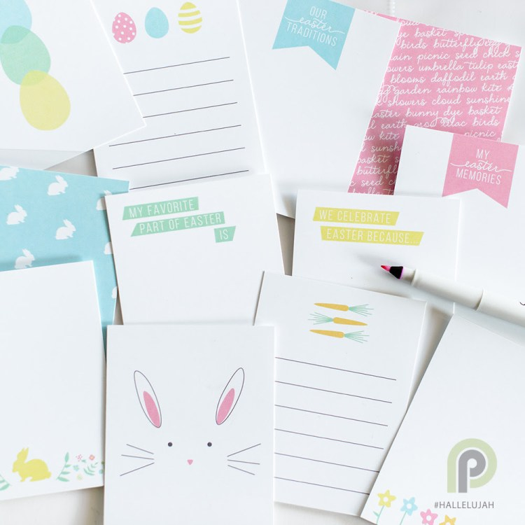 Persnickety Easter Cards 3