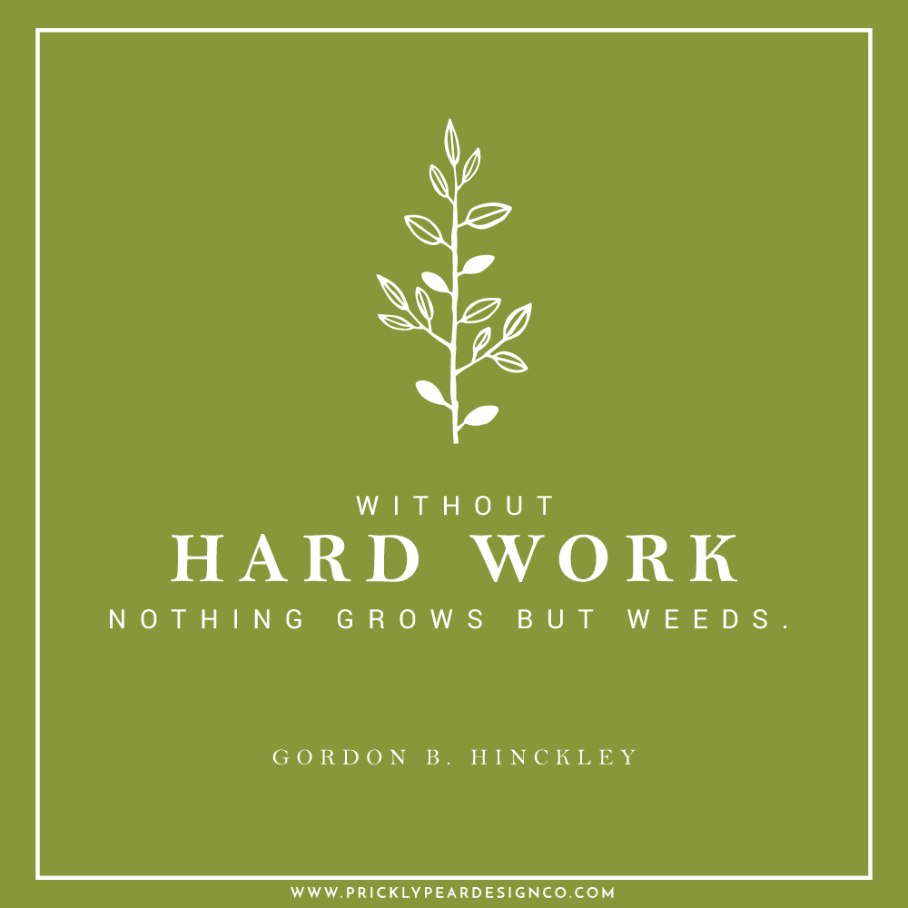 Prickly Pear Design Co. | Inspirational Pick Me Up Cards | LDS | LDS Young Women Printables