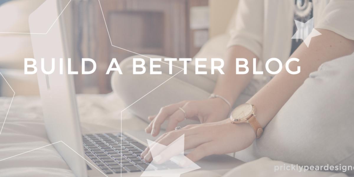 Build-a-Better-Blog