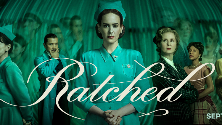 Sarah Paulson Can't 'Cure Lesbianism' in Netflix's 'Ratched' Trailer