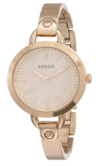 Latest fossil watches for ladies