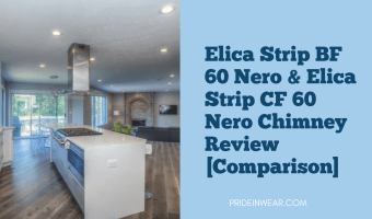Elica Strip BF 60 Nero Chimney Review