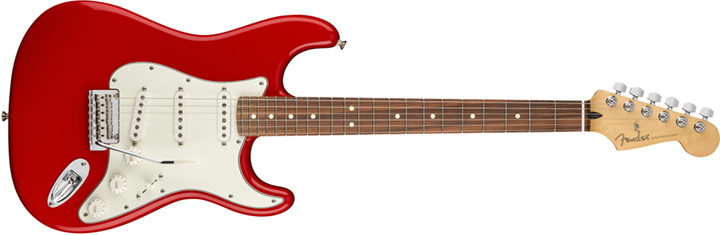 Novas Fender Player Series