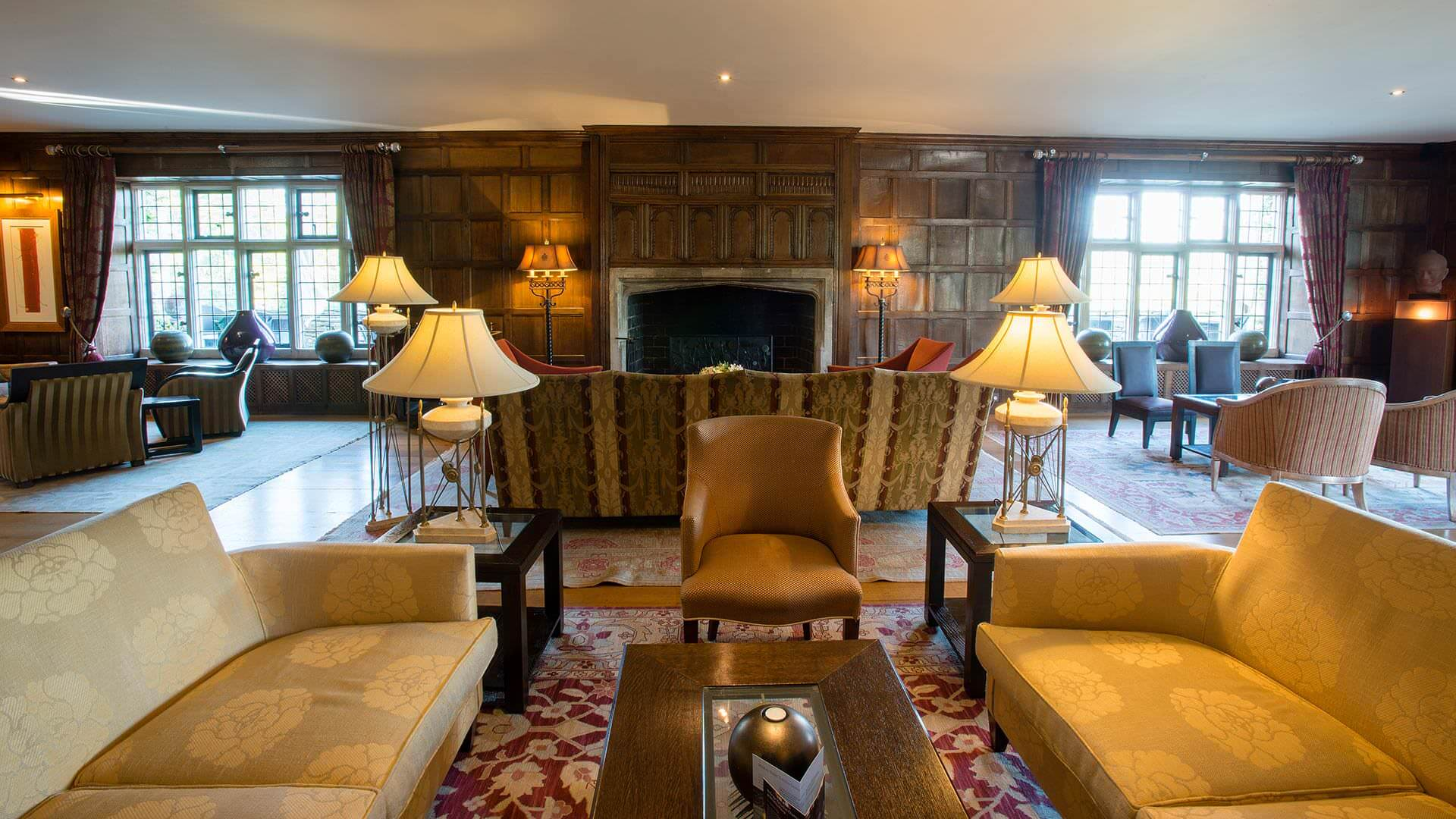 Whatley Manor Hotel And Spa Pride Of Britain Hotels