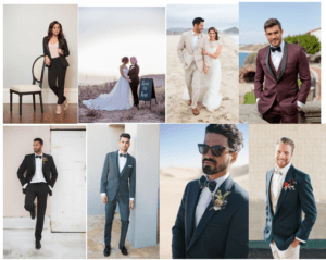 Women's Tuxedo & Suit Rentals - Stitch & Tie by Friar Tux Shop ...