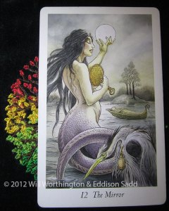 issue, psychic, tarot